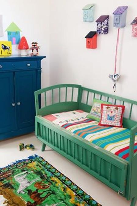 Kidsroom Verdes Selva