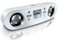 Radio portable con MP3 y sabor clásico