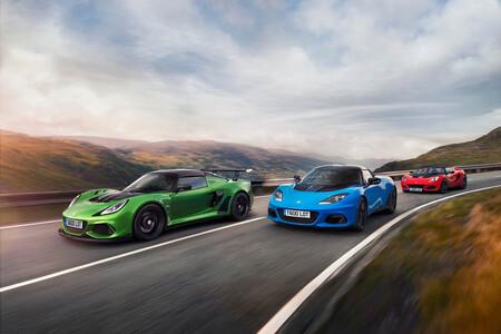 Lotus va a lanzar un deportivo totalmente nuevo y no, no será un coche eléctrico ni una evolución del Elise