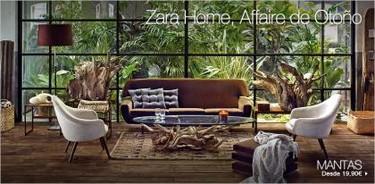 Zara Home renueva su catálogo de otoño