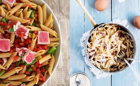 Nuestras 7 mejores recetas de pastas para este regreso a clases