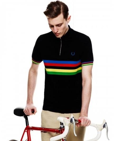 Fred Perry: Cycling, la nueva colección para la Primavera-Verano 2012