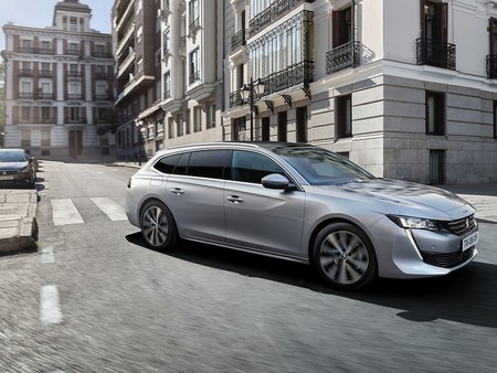 Peugeot 508 Sw First Edition Unlimited Class 2019 8