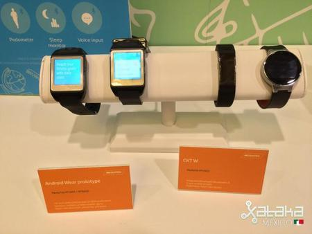 Mediatek presenta su SoC MT2601, pensado para Android Wear