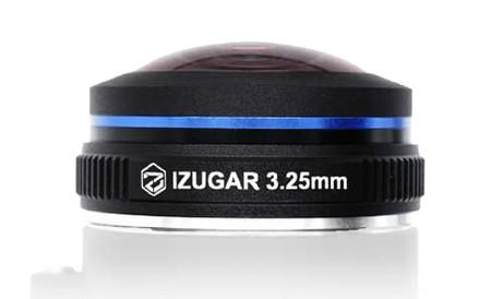 iZugar lanza el MKX22, un super ojo de pez con una distancia focal equivalente a 3,25 mm.
