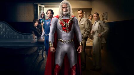 'Jupiter's Legacy': una intensa serie de superhéroes para Netflix que arranca genial pero después falla intentando mezclar 'Los Vengadores', 'El Padrino 2' y '2001'