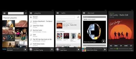 Spotify para Windows Phone