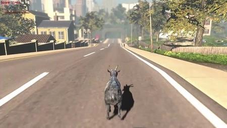 Goat Simulator comenzó como chiste y ahora se lanzará en Steam