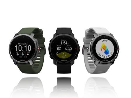 Polar presenta su nuevo reloj multisport diseñado especialmente para deportistas outdoor: Polar Grit X