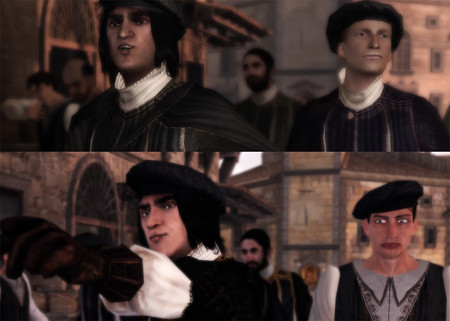 Assasins Creed 2 Comparativa