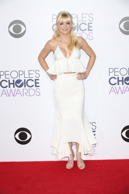 Anna Faris Juan Carlos Obando Vestido Peoples Choice Awards 2014