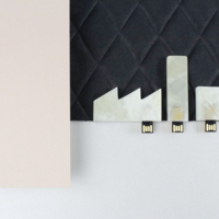 El mármol llega a los complementos personales de diseño con We Crave