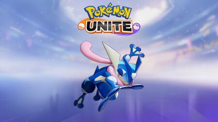 Guía de Greninja en Pokémon Unite: el arte de golpear y huir
