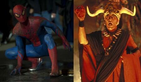 Las 11 mejores películas para ver gratis en abierto este fin de semana (20-22 de agosto): 'The Amazing Spider-Man', 'Indiana Jones y el templo maldito' y más
