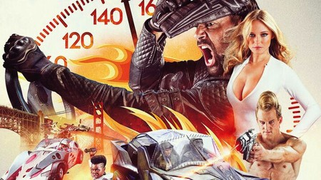 'Death Race 2050', tráiler de la descacharrante secuela de 'La carrera de la muerte del año 2000'