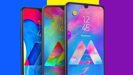Galaxy M10, M20 y M30: los primeros smartphones de Samsung con notch llegan a México, estos son sus precios