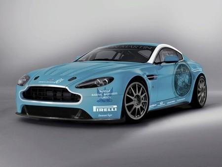 Aston Martin correrá las 24 Horas de Nürburgring