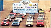 Cabalgada de Mustangs 2014, el próximo fin de semana