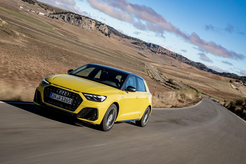 Foto de Audi A1 2018, toma de contacto (170/172)