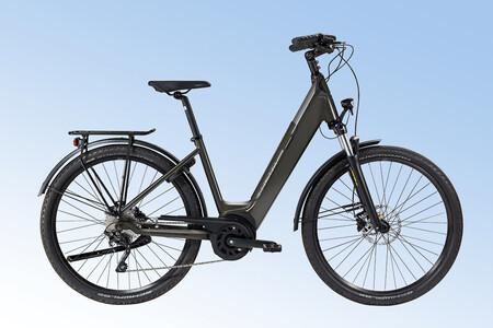 La bicicleta eléctrica Peugeot eC01 Crossover quiere ser el todocamino de las ebikes, por 3.200 euros