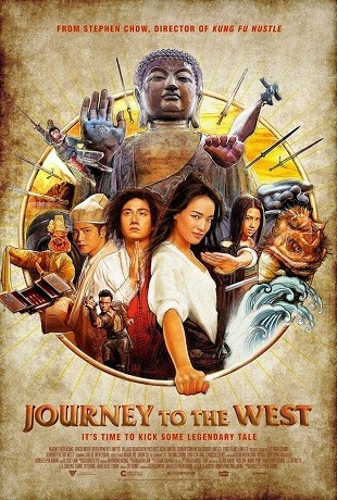 'Journey to the West', tráiler y cartel de la nueva comedia de Stephen Chow
