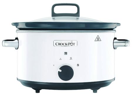 Olla De Coccion Lenta Crockpot Csc030x 3 5 L 1000 W 2 Temperaturas Funcion Mantener Caliente
