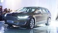 Frankfurt 2013: Ford Mondeo Vignale – no será para cualquiera