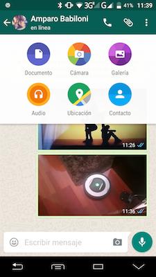 Como Enviar Gifs Whatsapp