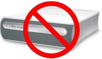 Microsoft desmiente los rumores sobre el Blu-ray de Xbox 360