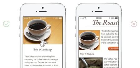Mejora la interfaz de tus aplicaciones, los consejos de Apple para desarrolladores
