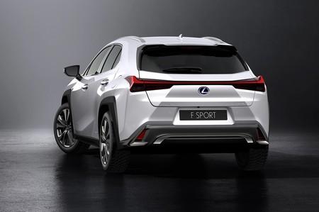 Lexus Ux 2019 25
