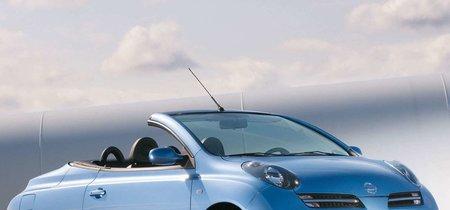 Existió un Nissan March descapotable: así de peculiar era el Micra C+C