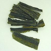 Diferentes algas comestibles
