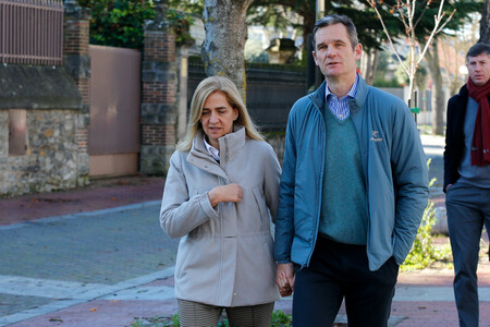 Cristina y Urdangarín