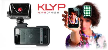 KLYP, un extra de de luz para las fotos con tu iPhone