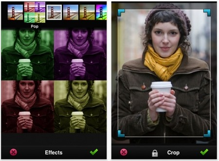 Photoshop.com Mobile lanza la versión 1.1 para iPhone