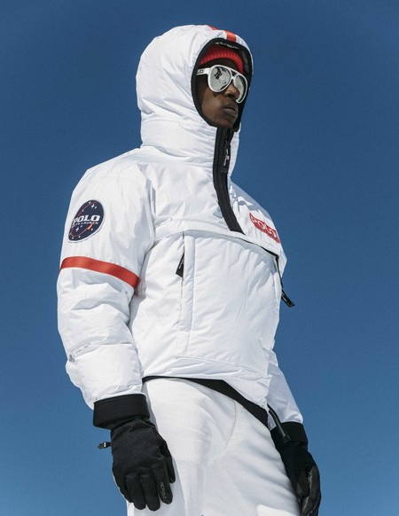 Ralph Lauren Hace De Su Coleccion De Ski Una Oda A La Tecnologia En La Moda
