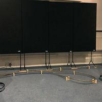 Q Acoustics presenta los Concept 500, unos altavoces con tres capas de madera para mejorar el aislamiento de la caja acústica