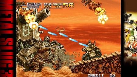 Nos aguardan muchos clásicos de Neo Geo en PS3, PS4 y PS Vita, empezando por Metal Slug 3