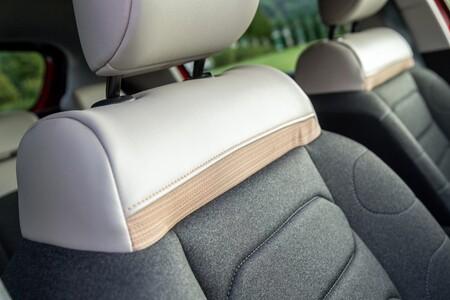 Citroën C3 2020 Prueba Contacto asientos