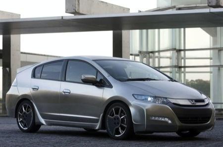 Honda Insight Sports Modulo Concept, definiendo la deportividad híbrida