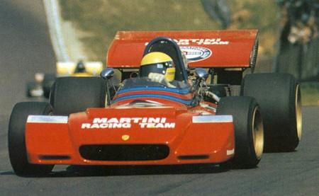 Tecno F1 Nanni Galli F1
