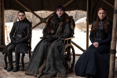 """Así han sido reacciones de los actores de 'Juego de Tronos' al final de la serie de HBO: desde """"es perfecto"""" a """"no tiene sentido"""""""