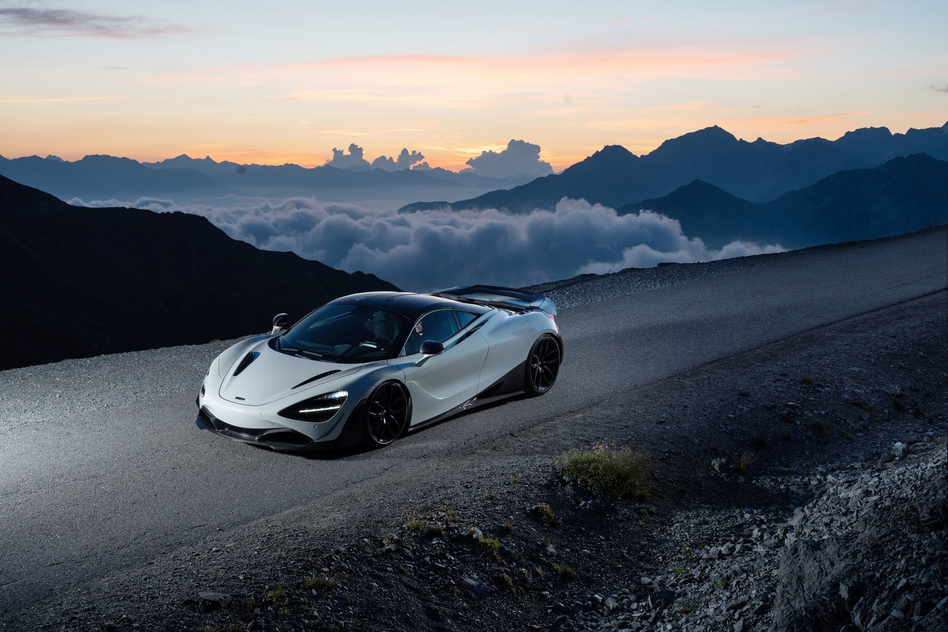 Foto de McLaren 720S por Novitec (4/9)