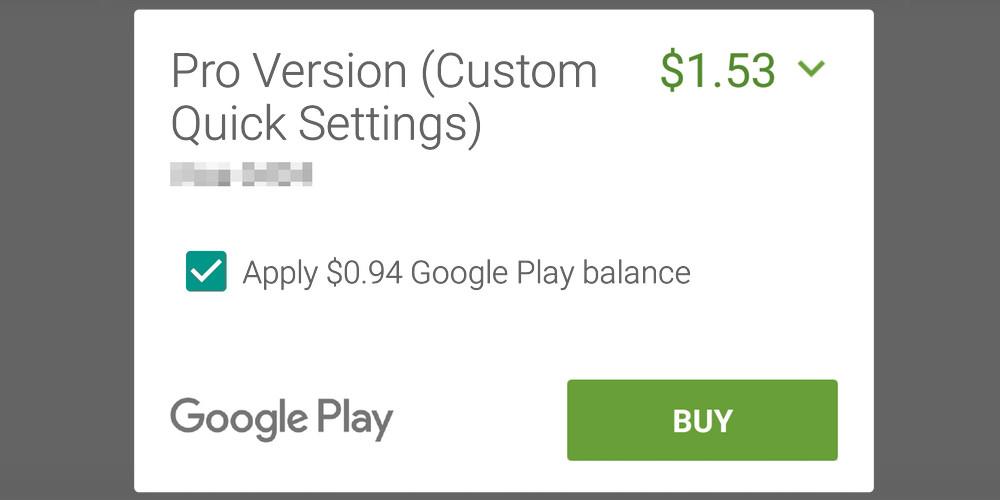 Google Play permitirá pagar una parte con tu saldo y el resto con