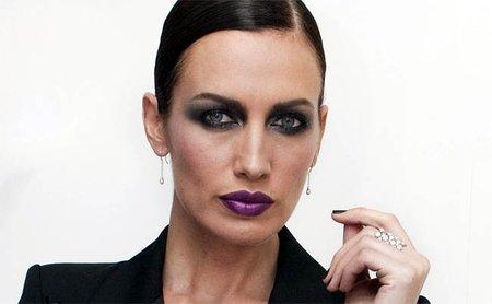El espectacular look de Nieves Álvarez con las tendencias de YSL según Lloyd Simmonds
