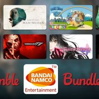 Enslaved: Odyssey to the West por solo un euro y Tekken 7 y Tales of Berseria por 14 euros en el nuevo Humble Bandai Namco Bundle