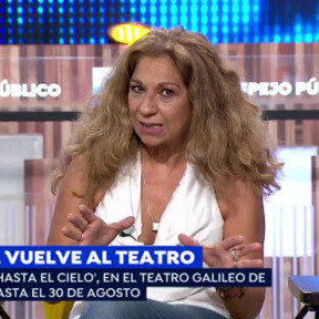 ¡Como vaya yo y lo encuentre! Lolita busca trabajo a su hija en Antena 3