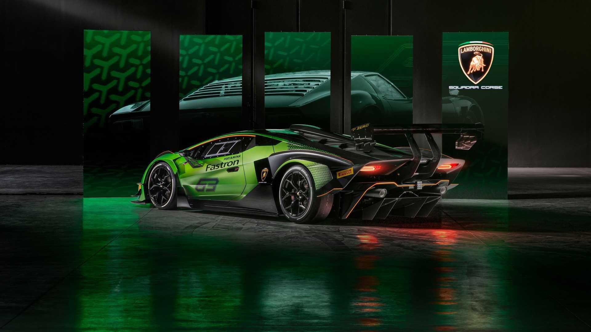 Foto de Lamborghini Essenza SCV12 (12/15)