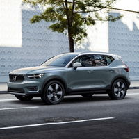 Volvo planea darle hasta 500 kms de rango al XC40 eléctrico